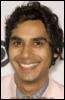 улыбающийся Раджеш