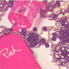 pink, jewelry, fashion