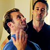 redsirenfiction: mcdanno - snarky danny