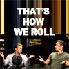Anna: H50- Danny&Steve that's how we roll