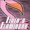 Fiver's Flamingos logo