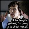 Sherlock fangirls