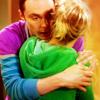 TBBT - Shenny Hug