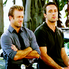 Steve and Danny