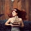 Girl with ship
