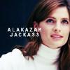 Nicole: Alakazam jackass - Beckett