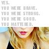 Animorphs: Rachel -- You Mattered