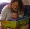 reading to Paige