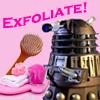 ASHE: exfoliate