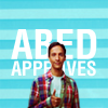 Gaby: Abed approves!