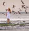krasota_lv - девушка и море