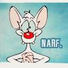 Andrea: Pinky: *NARF!!*