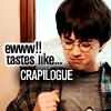 sean_montgomery: HP - Harry tastes like capliogue