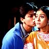Nerca Beyul: Bollywood - SRK & Kajol kiss