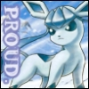 proud glaceon