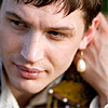 Lawrence: Tom Hardy- Lips