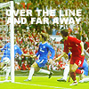 Football // Over the line and far away
