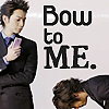 showjuro: bow to me