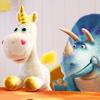 Vamanos. I wish.: movie - unicorn