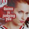 Quinn Fabray: Judging