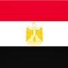 Egypt: flag