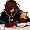 Пират с кошкой