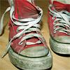 shoes | falling apart