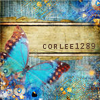 corlee1289: Blue Butterfly