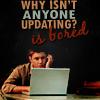 Kadysn: Dean's bored