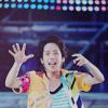 Arashi ☂ Nino hamburger hand