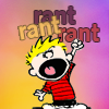 Calvin & Hobbes: Rant! Rant! Rant!