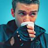 justin: coffee