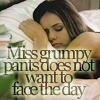 ThroughAnAmberFocus: Vampire Diaries--Miss Grumpy Pants Elena