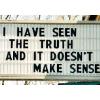 Sense, No, Truth