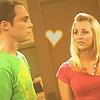 TBBT - Sheldon/Penny <3 bad fish paradig