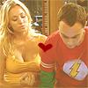 TBBT - Sheldon/Penny <3 barbarian sublim