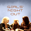 The Proverbial Bull in a China Shop...: BSG girls' night out