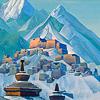 Рерих, Гималаи