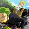Zoro/Sanji - Oh crap!!