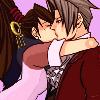 Kay kissing Edgeworth