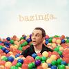 bbt: sheldon; bazinga!