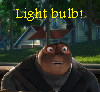 gru light bulb