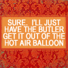 Little Red: rh - hot air balloon
