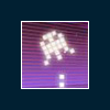 1. default, avatar • space invaders