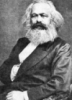 сидящий Маркс