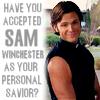 SPN - Sam - Personal savior GOD YES