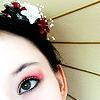 misslethologica: geisha makeup