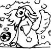 Druid Squirrel Soccer Blizzard