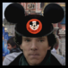 sherlock in disneyland