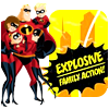incredibles family action